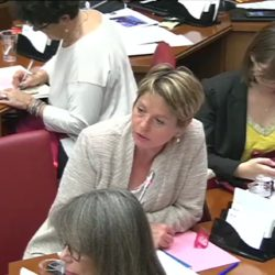 Radio France : Sibyle Veil auditionnée à l'Assemblée nationale